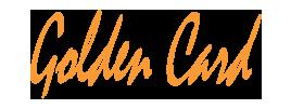 Golden Card Logo